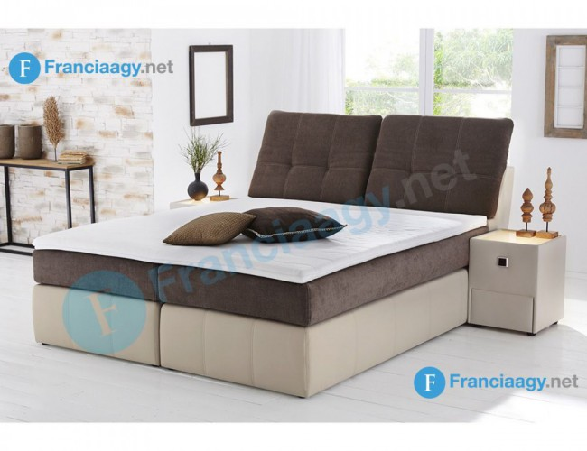 ALEXANDRIA franciaágy matraccal