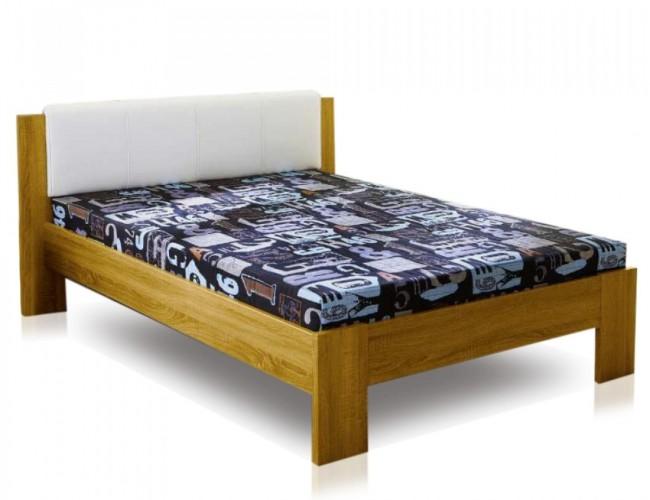 RIMINI franciaágy kompletten matraccal
