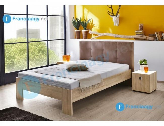SAN MARINO franciaágy kompletten matraccal