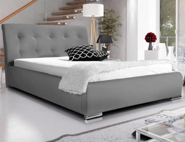 F208 ágyrácsos franciaágy - (TYP04 ágyrácsos ágy)