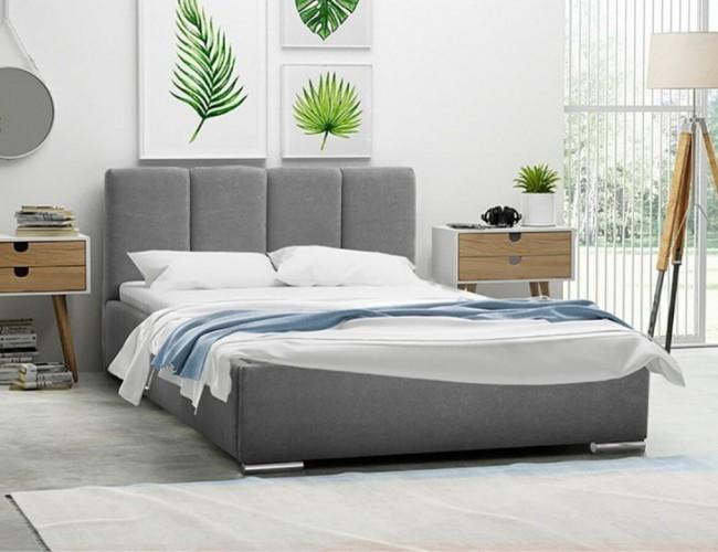 F206 ágyrácsos franciaágy - (TYP02 ágyrácsos ágy)